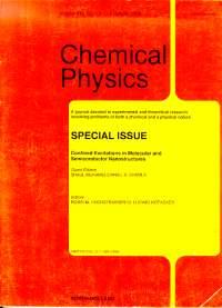 Book Cover - Chemical Physics