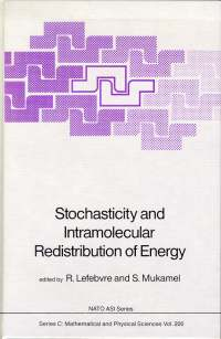 Book Cover - Stochasticity and Intramolecular Redistribution of Energy