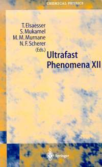 Book Cover - Ultrafast Phenomena XII